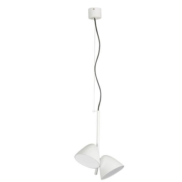 Lampe Suspension LED Flash 2 lumières 10W Faro