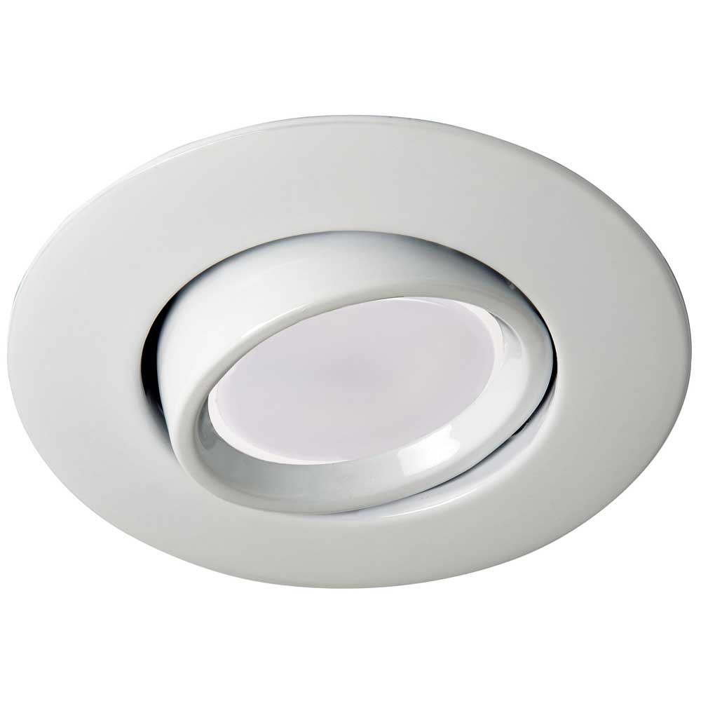 Neutre Led Rond 8w Encastrable BlancAmpoule Pack BoQEWdCxre