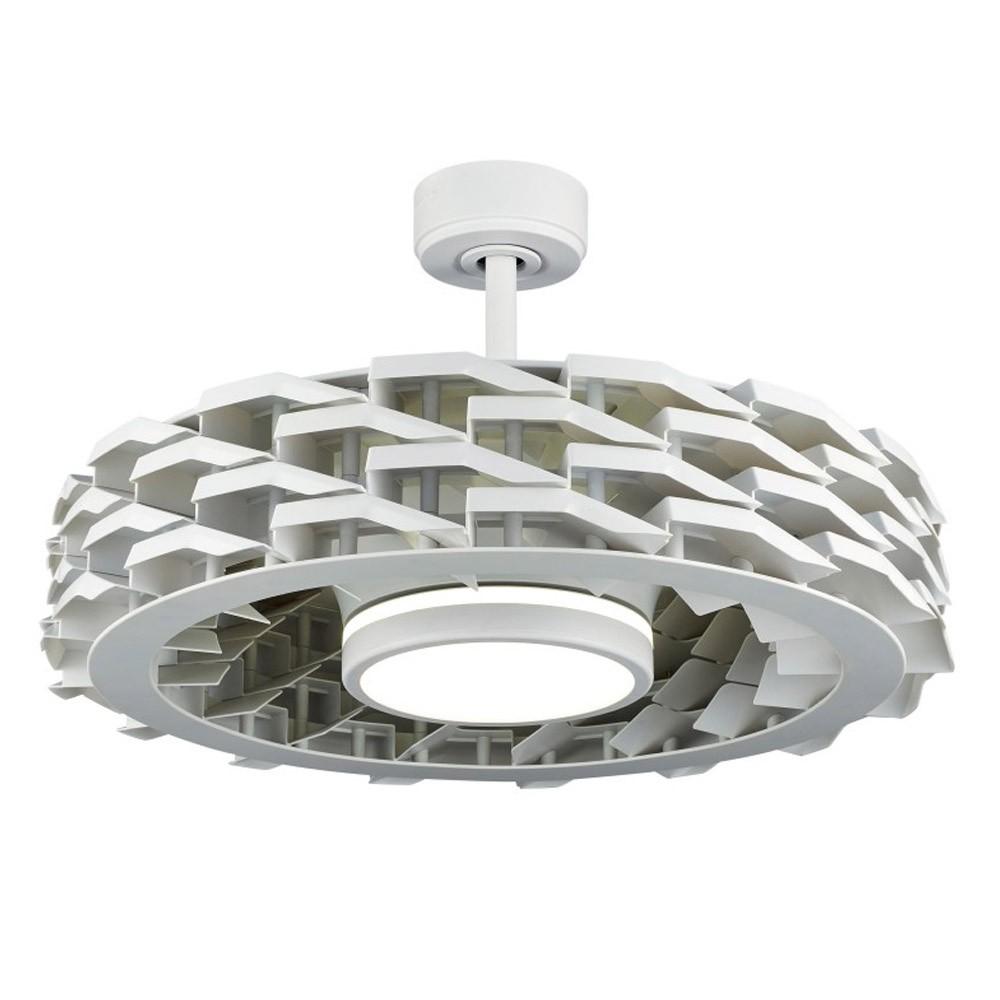 Ventilateur de plafond sans pales Rubik LED (36W