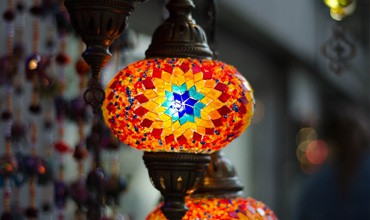 Lampes Turques